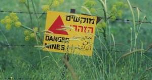 Minenwarnung