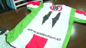 Screenshot Deportivo Palestino