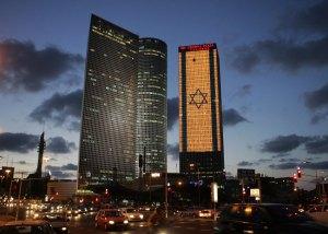 ISRAEL-60TH ANNIVERSARY-TEL AVIV