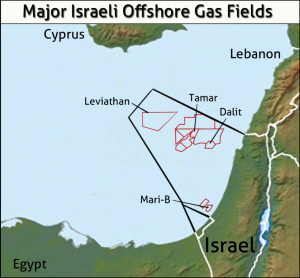 Offshore-Gasfeld