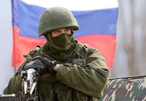 Referendum unter militärischer Aufsicht: Am Sonntag hat die Krim für den Beitritt zu Russland gestimmt.