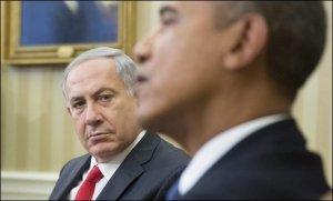 US-Präsident Barack Obama und Israels Premierminister Benjamin Netanjahu können sich nicht besonders leiden. (Bild: Pressekonferenz im Weissen Haus am 3. März 2014) (Bild: Keystone/Andrew Harrer / Pool)