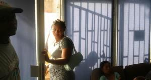 Eine Afrikanerin in einer offenen Klinik für Migranten, Flüchtlinge und Asylsuchende Foto: Physicians for Human Rights - Israel / flickr | CC-BY-SA 2.0