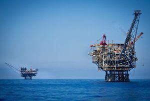Naturgas aus dem Gasfeld Leviathan im Mittelmeer