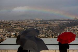 ISRAEL WEATHER