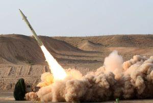 Hisbollah-Rakete