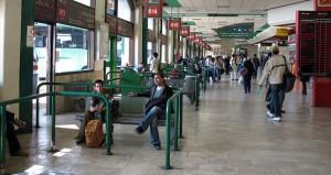 Tel Aviv Zentralen Busbahnhof