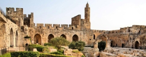 The Tower of David, Jerusalem