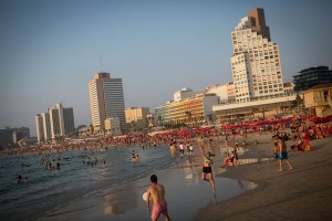 TEL AVIV BEACH LIFE