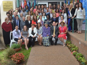 Participants of the 29th International Conference for Women Leaders