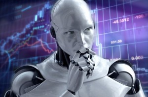 The development of forex robots