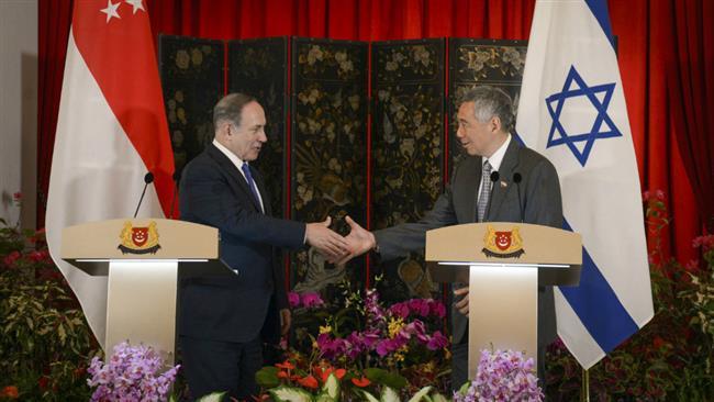 israel-singapur